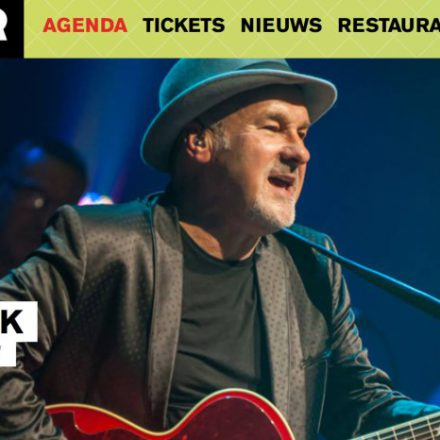 Paul Carrack-Romi Cage-support act-tour