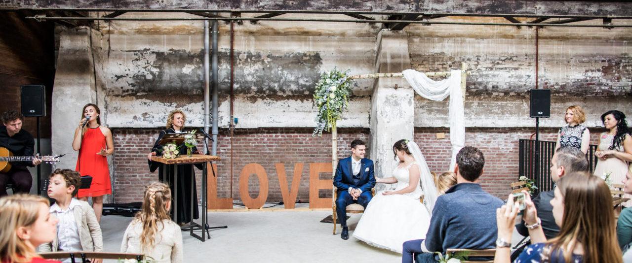 live muziek huwelijksceremonie