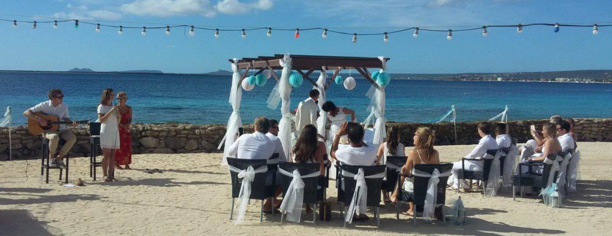 trouwen in het buitenland live muziek