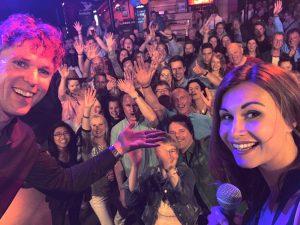 Akoestische live muziek in Ahaus, Duitsland