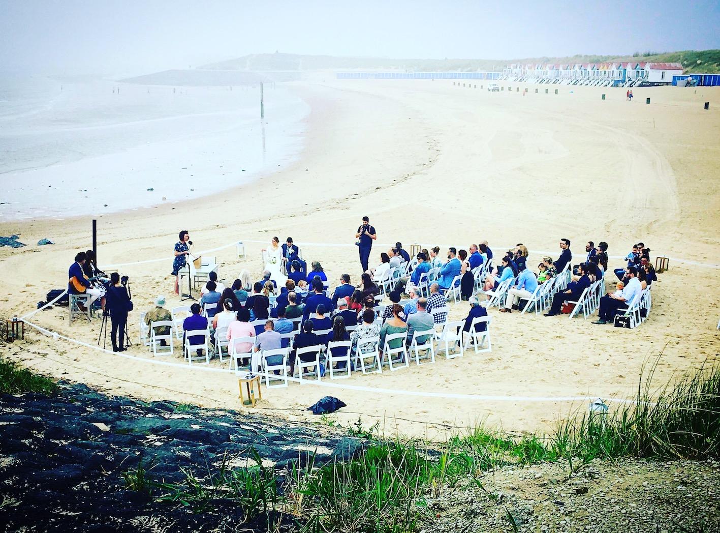 trouwen in zeeland