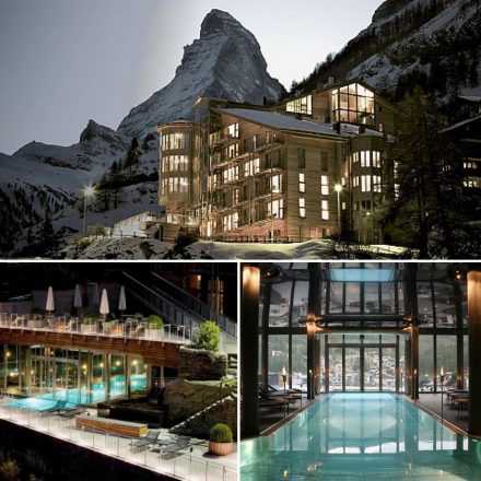 zermatt the omnia